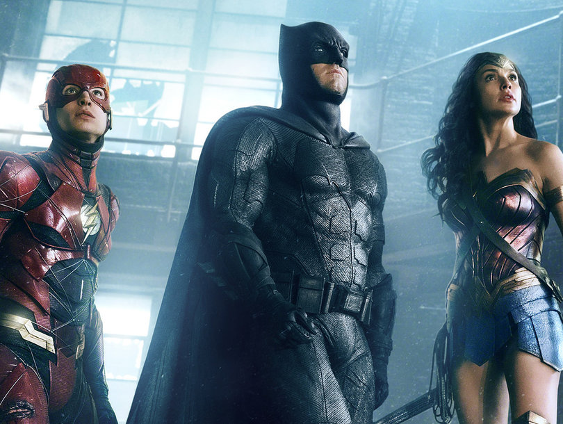 'Justice League' Critics Are Split: 'A Big, Ugly Mess' or a 'Seriously Satisfying Superhero Movie'?