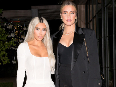 Inside Kim Kardashian West's Star-Studded Fragrance Launch