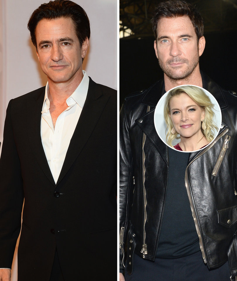 Megyn Kelly Confuses 'Today' Guest Dermot Mulroney With Dylan McDermott