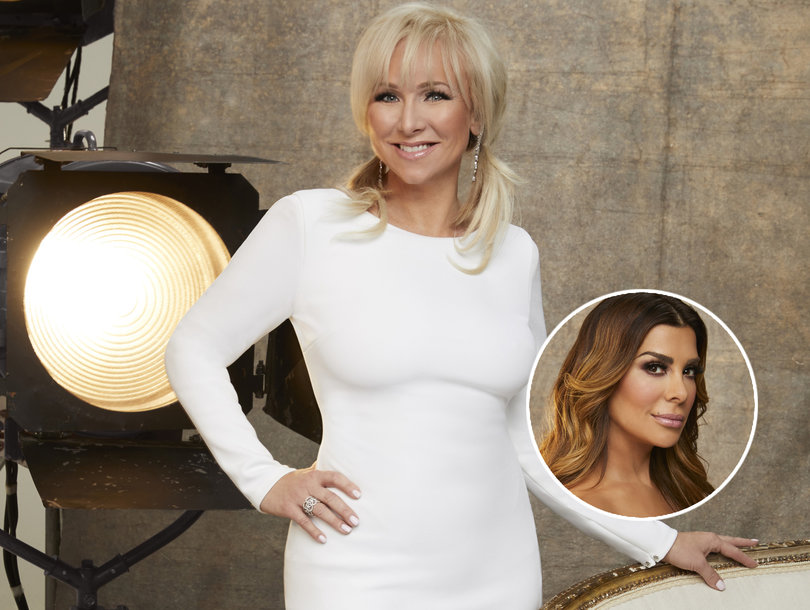 'RHONJ' Star Margaret Josephs Sounds Off on Beef With 'Theatrical and Hormonal' Siggy Flicker