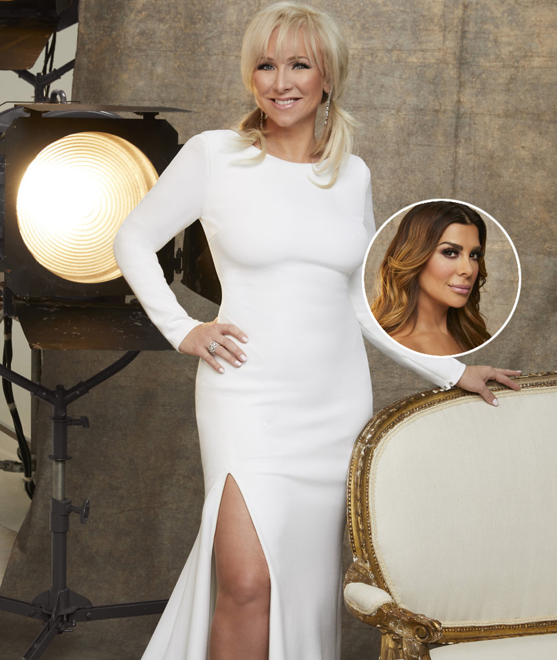 'RHONJ' Star Margaret Josephs on Beef with 'Theatrical and Hormonal' Siggy…