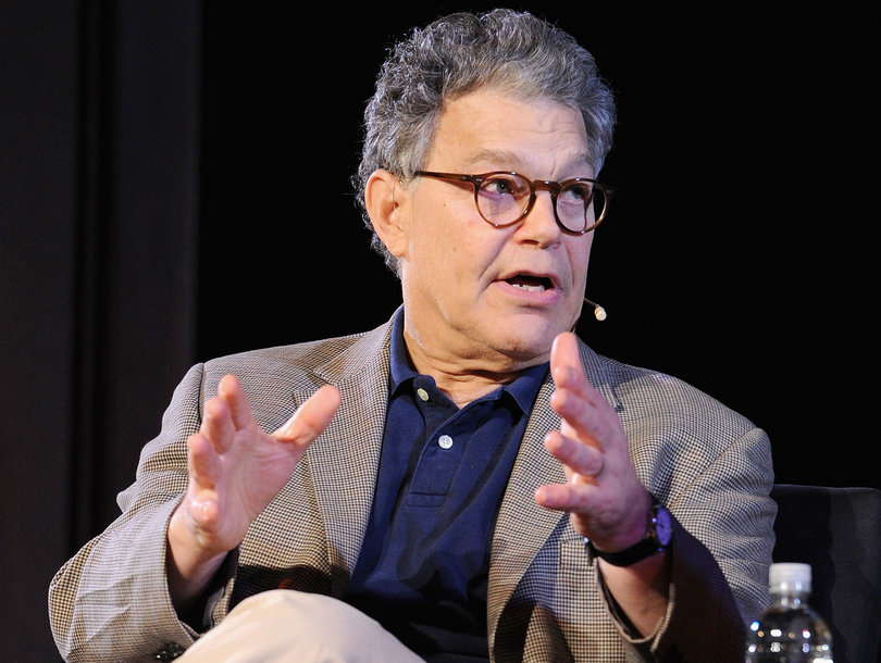 Al Franken Groping Allegations Draw Disgust From Hollywood, Liberal Supporters