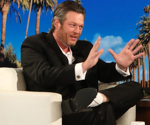 Blake Shelton Remembers Being 'Fat and Ugly' His Whole Life on 'Ellen'