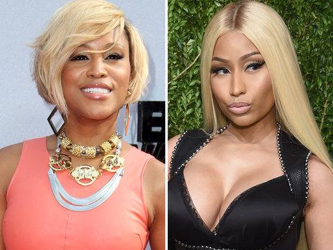 Eve Defends Calling Nicki Minaj's Paper Mag Cover 'Not Good'