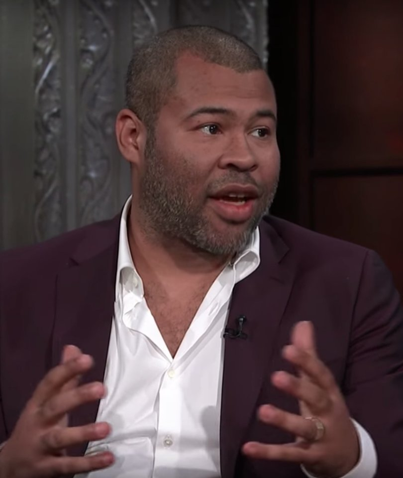 Jordan Peele Says 'Get Out' Doesn't 'Fit Into a Genre' After Globes Uproar