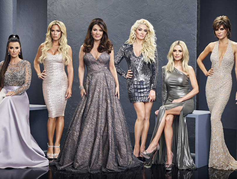 'Real Housewives of Beverly Hills' Season 8 Trailer: New Face Stirs Up Drama, Camille Grammer Returns