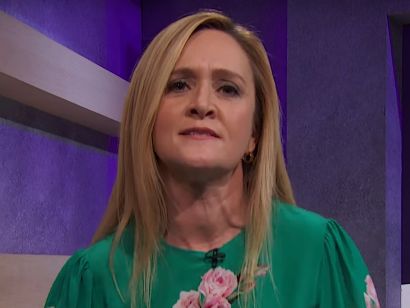 Samantha Bee Unloads on Men in Hollywood and Politics Over Sexual Misconduct: 'It's a Human Problem'