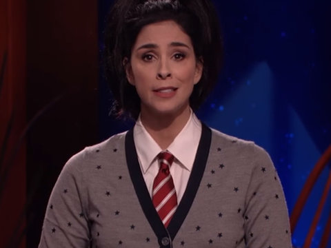 Sarah Silverman Says Friend Louis C.K.'s Sexual Misconduct Is 'a Real Mind F-ck'