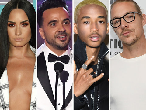 10 Songs You Gotta Hear: Demi Lovato, Luis Fonsi, Jaden Smith, Diplo