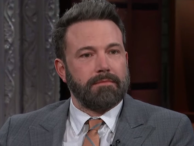 Ben Affleck Gets Grilled About Sexual Harassment by Stephen Colbert and 'Today' Show