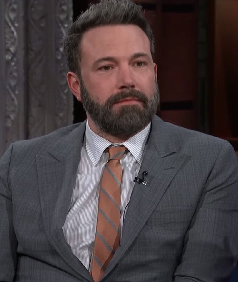 Ben Affleck Grilled on Sexual Harassment by Colbert, 'Today' Show