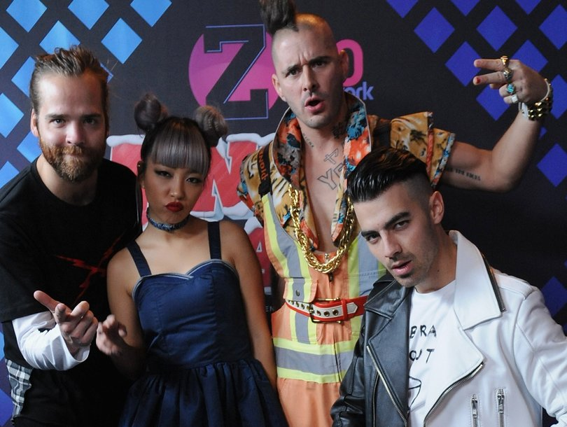 Joe Jonas' DNCE Searches for Best Rendition of 'Toothbrush' on YouTube's 'Best.Cover.Ever.' (Exclusive Video)