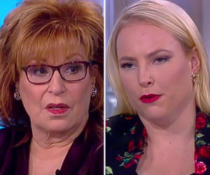 Meghan McCain Snaps at Joy Behar on 'The View' After Fox News Dig and Whoopi's Left…