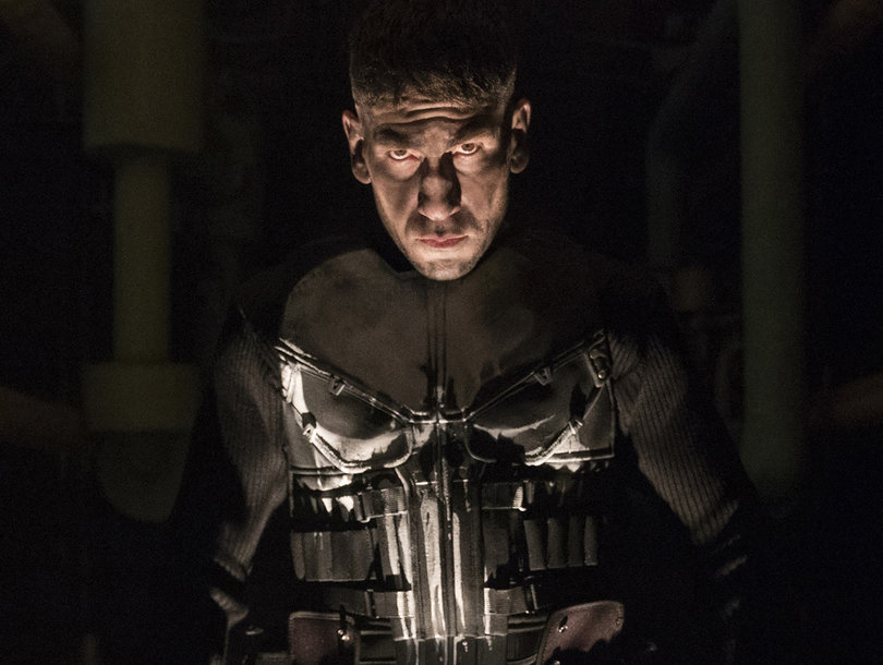 Jon Bernthal Rescues Netflix's 'The Punisher' From Being Punishment for Viewers: TooFab Review