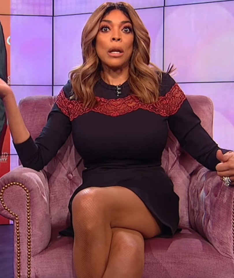 Wendy Williams Says Terry Crews 'Not Brave' for Revealing Sexual Harassment
