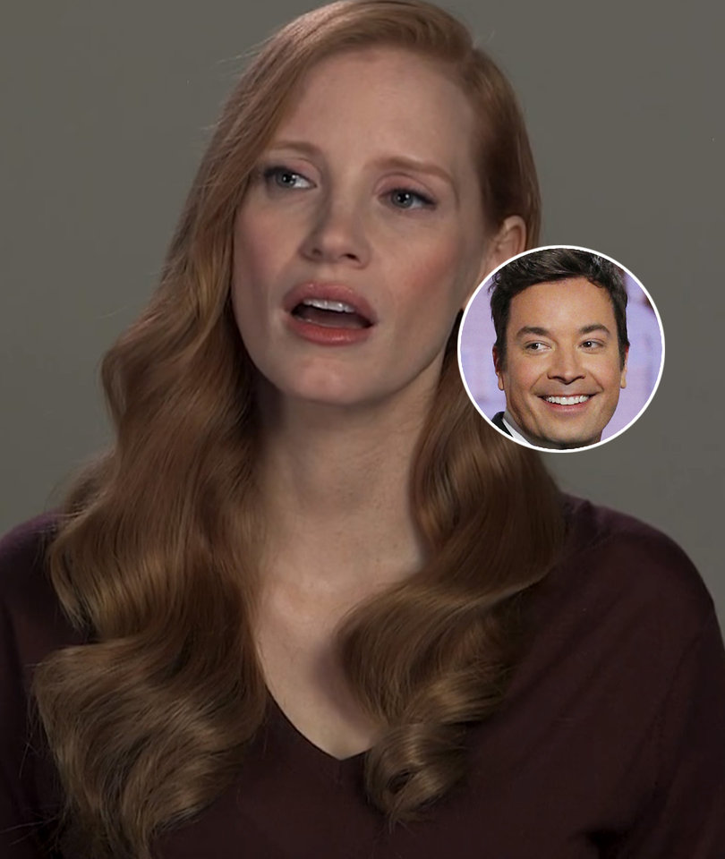 Jessica Chastain Reenact 'Every Audition Ever' for Actresses in Sexist Hollywood