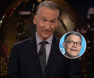 Bill Maher: Al Franken 'Doesn't Deserve to Be Lumped In' With Serial Harassers