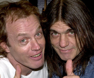 Rock Stars Mourn Death of AC/DC Guitarist Malcolm Young