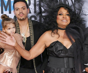 Lifetime Achievement Award Recipient Diana Ross Brings Entire Family to the AMAs