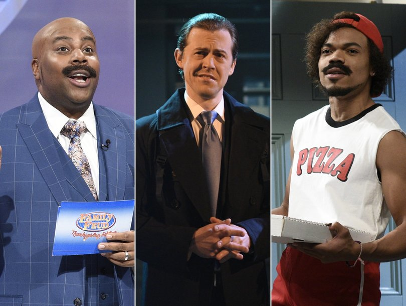 'SNL' Chance the Rapper Sketches Ranked From Worst to First: Show Takes On Steve Harvey and Eric Trump