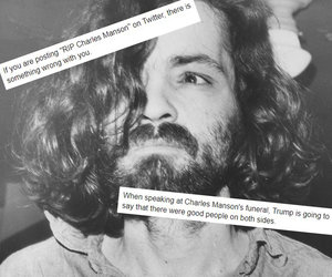 Twitter Rejoices Charles Manson's Death: 31 Most Savage Reactions