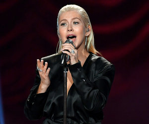 Christina Aguilera Honors Whitney Houston and 'The Bodyguard' with Powerful American…