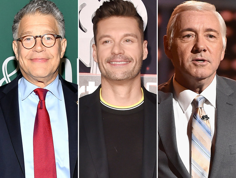 Today in Hollywood Harassment: Another Al Franken Accuser, Ryan Seacrest's Preemptive Denial, More Kevin Spacey