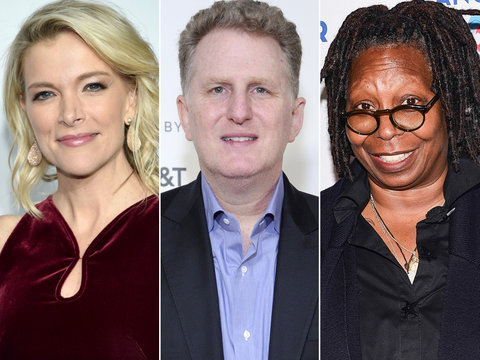 Hollywood Reacts to Latest Sexual Harassment Allegations