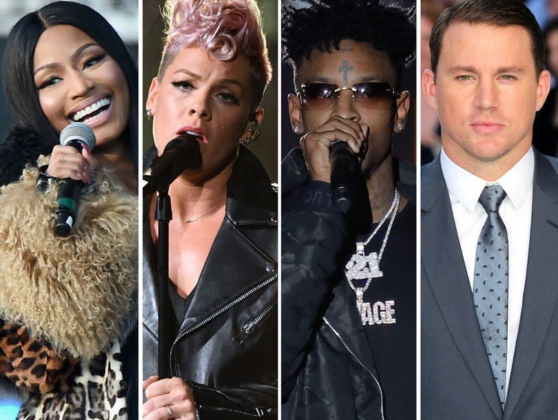7 Songs You Gotta Hear on #NewMusicFriday: Nicki Minaj, P!nk, 21 Savage ... Channing Tatum?