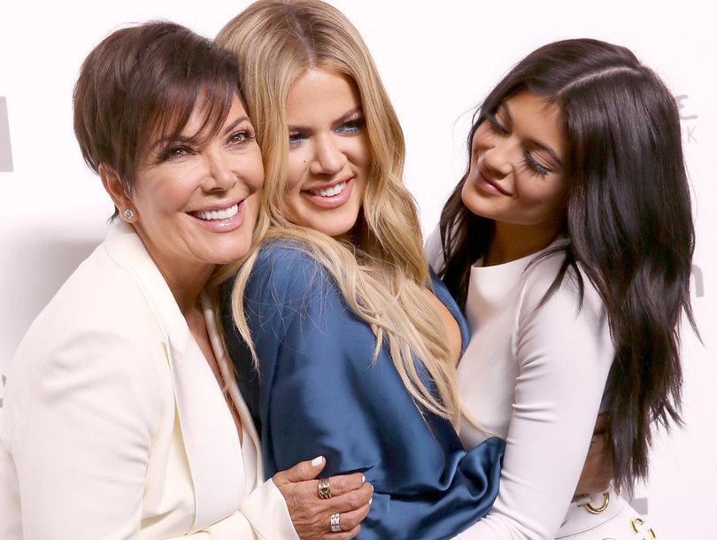 Why the Internet Thinks Kris Jenner Just Confirmed Kylie and Khloe's Pregnancies
