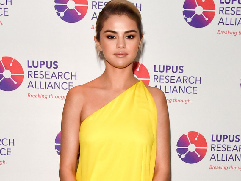 Selena Gomez Steps Out at Lupus Gala in NYC