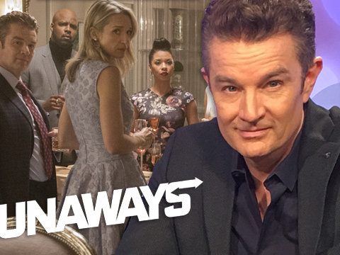 Why 'Runaways' Star James Marsters Wants to Battle Tony Stark