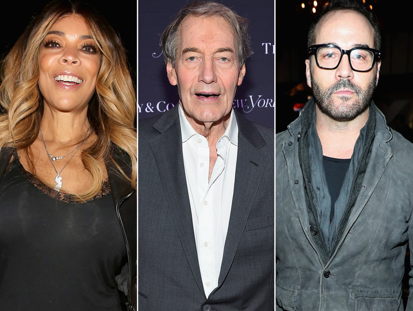 Today in Hollywood Harassment: Wendy Williams' On-Air Groping, Charlie Rose's Downfall, Jeremy Piven's Polygraph