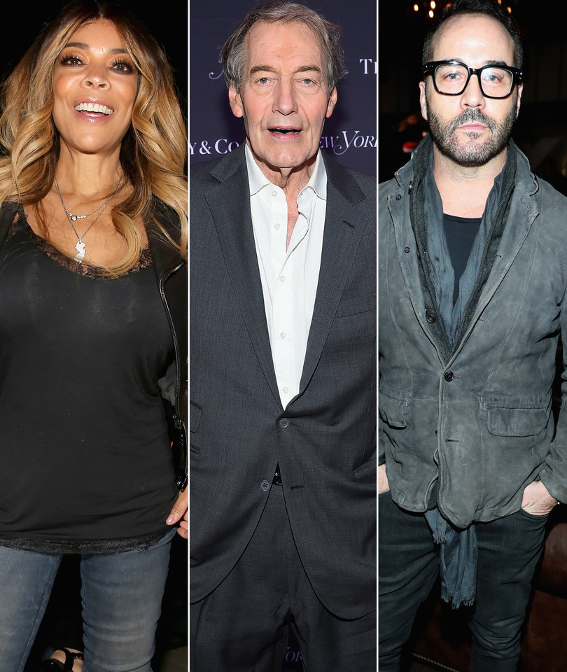 Wendy Williams' On-Air Groping, Charlie Rose's Downfall, More Jeremy Piven