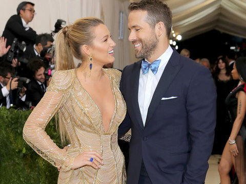 8 Times Blake Lively and Ryan Reynolds' Social Media Jabs Made Us LOL