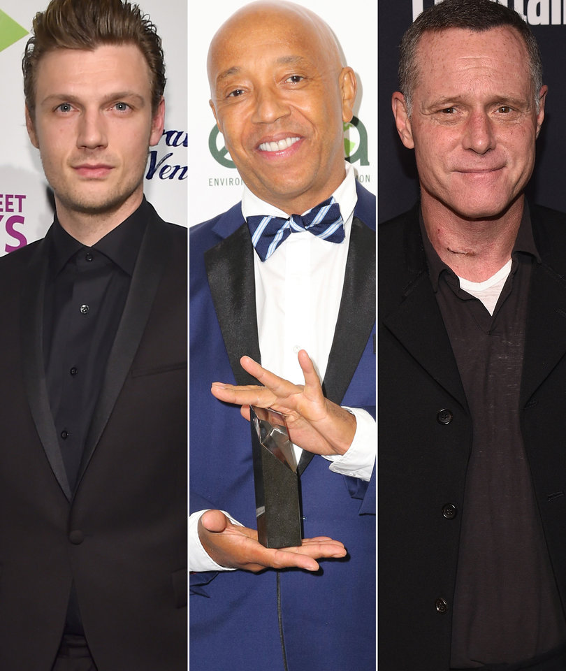 Nick Carter Denies Rape, Russell Simmons' Accuser Spills on His 'Lies'
