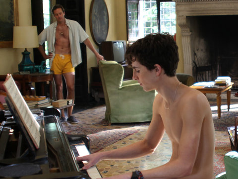 'Call Me By Your Name' Cast and Crew Silence Critics of Central Couple's Age Gap