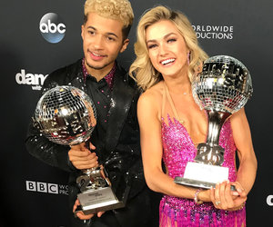 'DWTS' Winner Jordan Fisher to Partner: 'Thank You For Making Me Better'