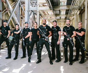 Shemar Moore Goes Back to College in Explosive New 'S.W.A.T.' Episode