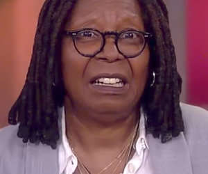 Whoopi Tears Into Trump on 'The View' for Supporting Roy Moore