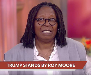 Whoopi Rips Trump on 'The View' for Supporting Roy Moore: 'I Guess All Women Are Liars,…