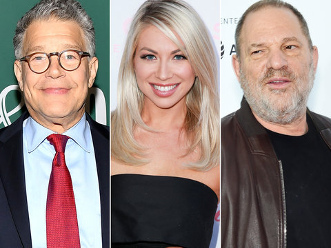 Franken Grilled About Butts, Stassi Apologized Again, Weinstein Sued