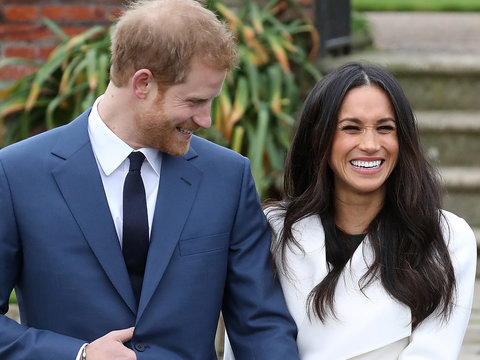 Every Must-See Photo from Prince Harry and Meghan Markle's Engagement Announcement