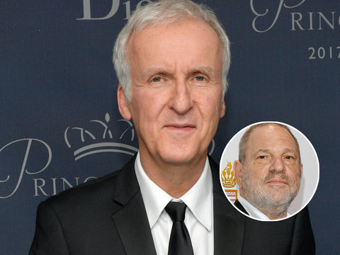 That Time James Cameron Almost Fought Harvey Weinstein at the Oscars