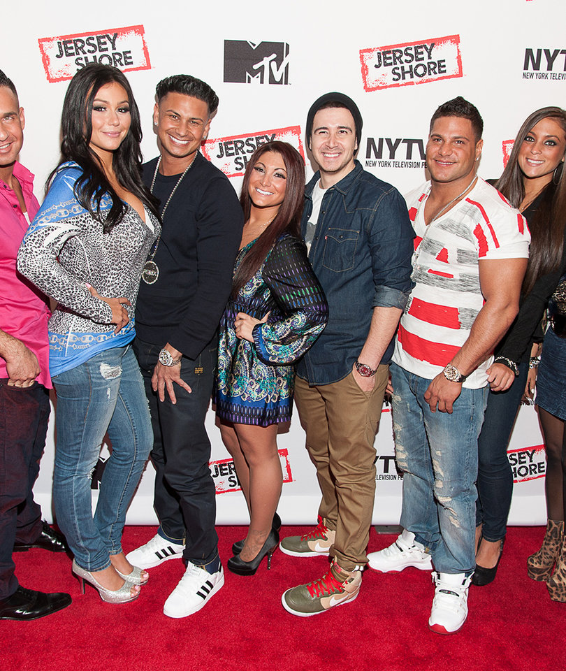 'Jersey Shore' Returning In 2018 on MTV with Original Cast Members