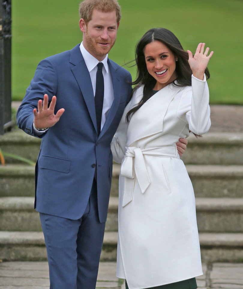 Twitter Throws Prince Harry and Meghan Markle an Unofficial Engagement Party