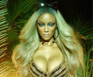 Tyra Banks for Paper Magazine