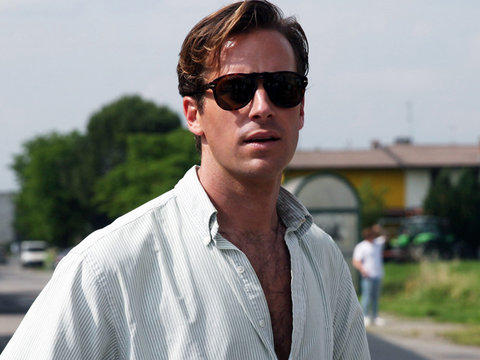 Armie Hammer's Balls Were Too Big for Call Me By Your Name' Wardrobe