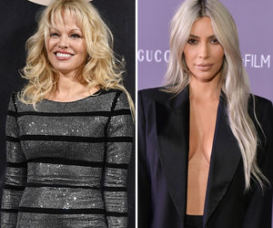 How Pamela Anderson and PETA Trolled Kim Kardashian for Christmas