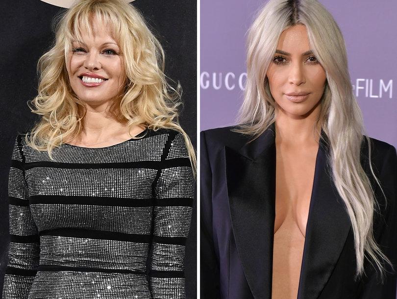 How Pamela Anderson and PETA Trolled Kim Kardashian for Christmas